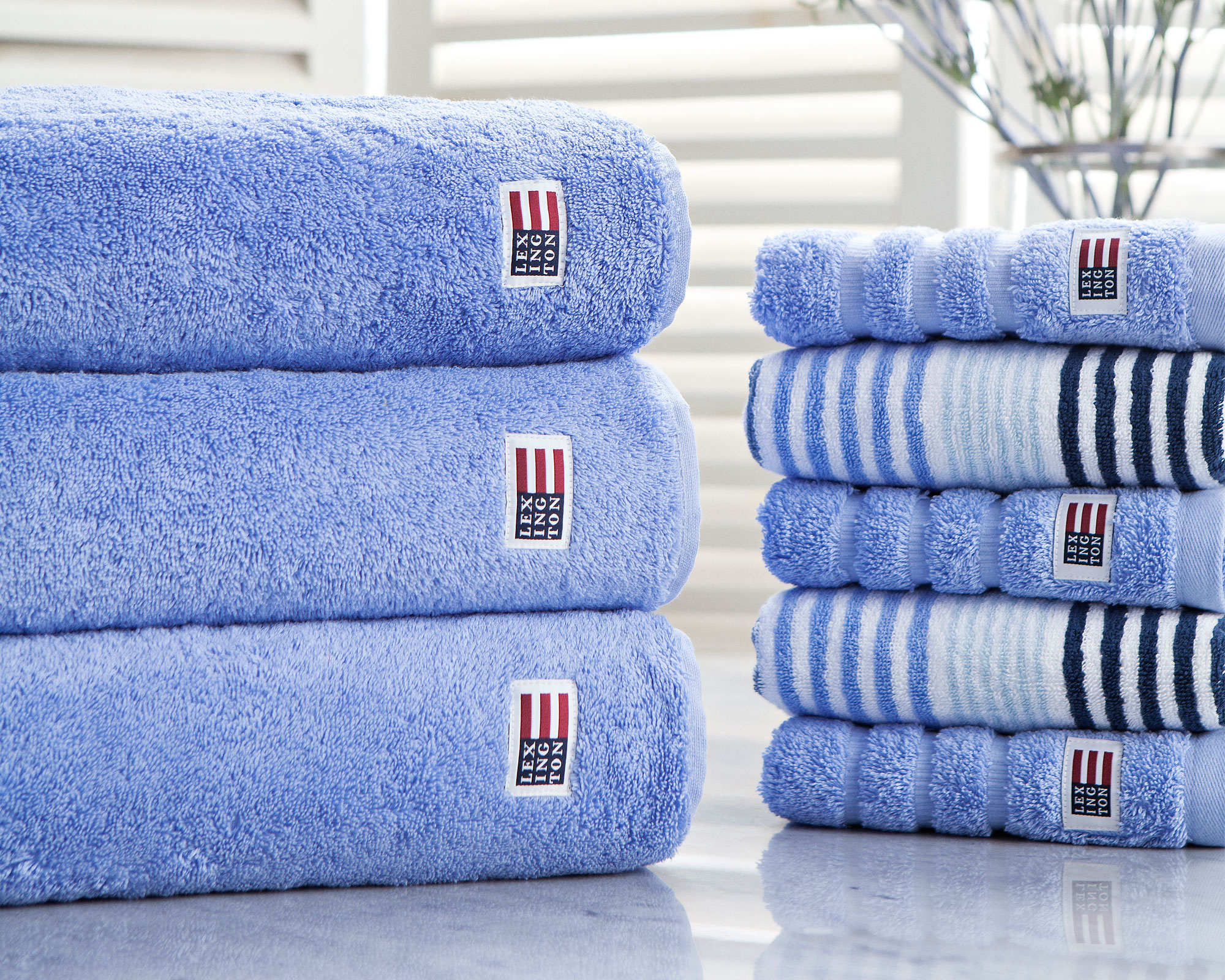 Original Bath Towel Blueberry