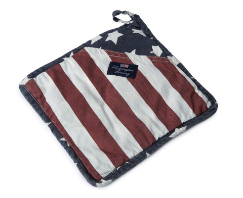 Stars and Stripes Potholder