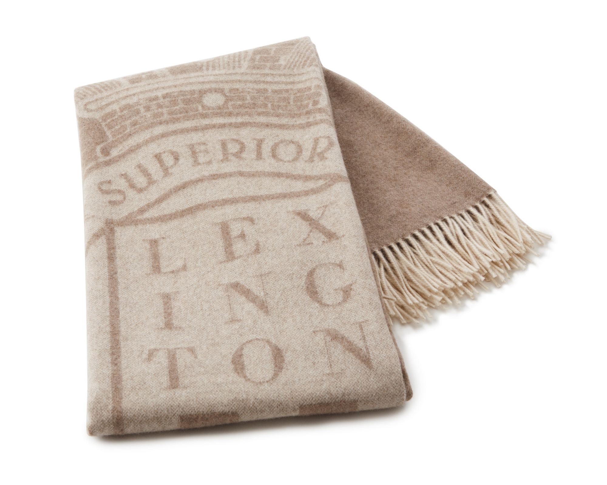 Superior Jaquard Throw
