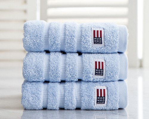 Icons Original Hand Towel Cashmere Blue
