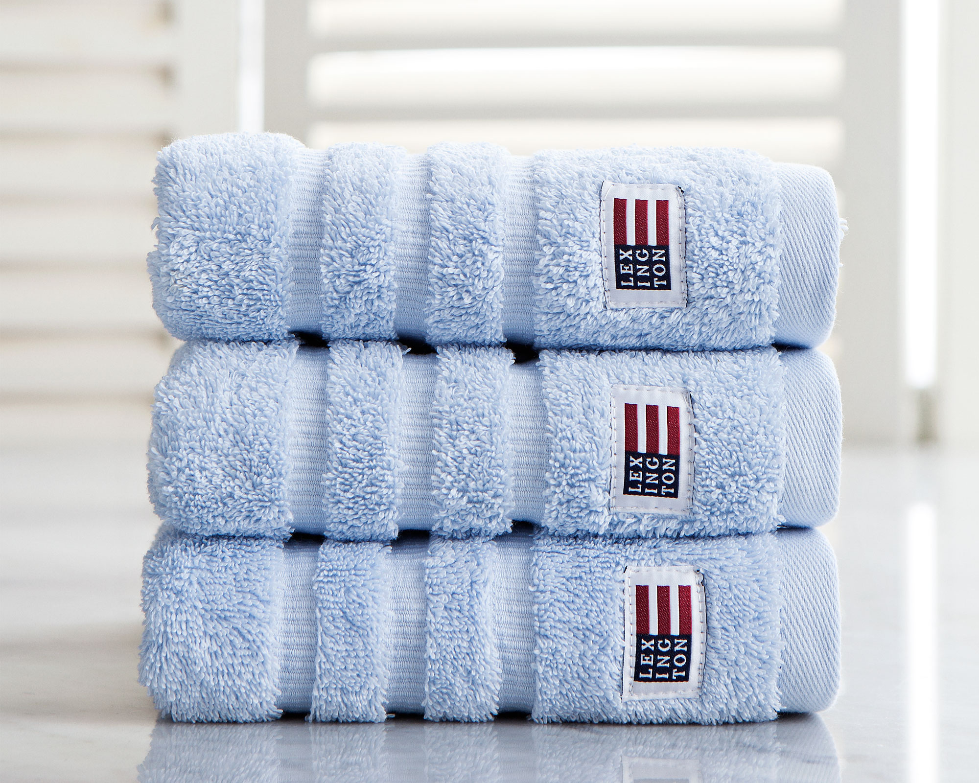 Original Hand Towel Cashmere Blue