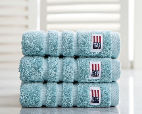 Original Hand Towel Teal Blue