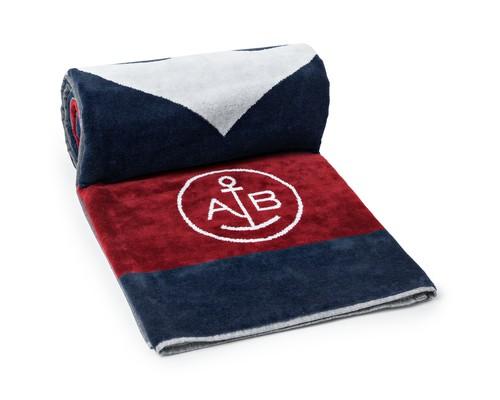 Anthony Baratta Beach Towel