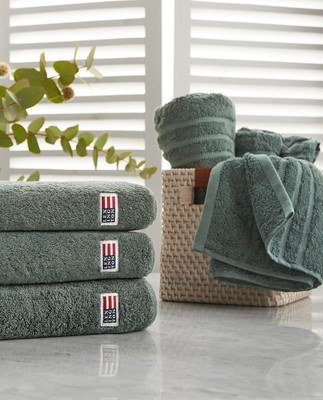 Icons Original Bath Towel Balsam Green
