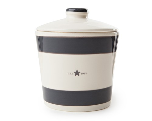 Earthenware Cookie Jar