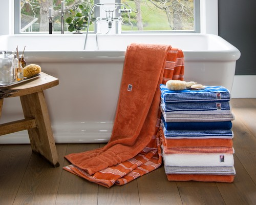 Original Bath Towel Soft Orange