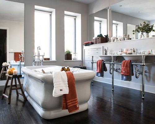 Original Bath Towel Etruscan Red