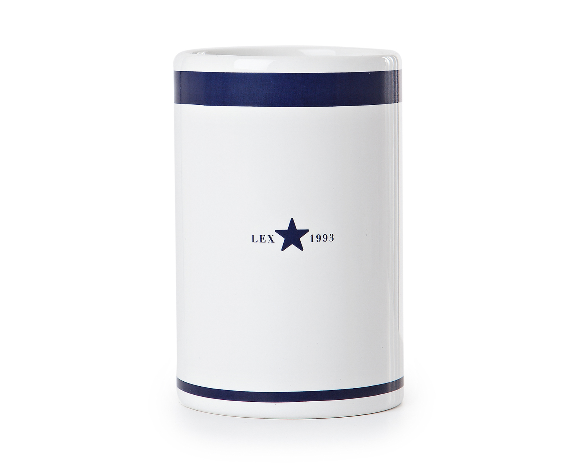 Icons Ceramic Tumbler, Blue
