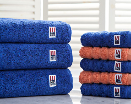 Original Bath Towel Mazarine Blue
