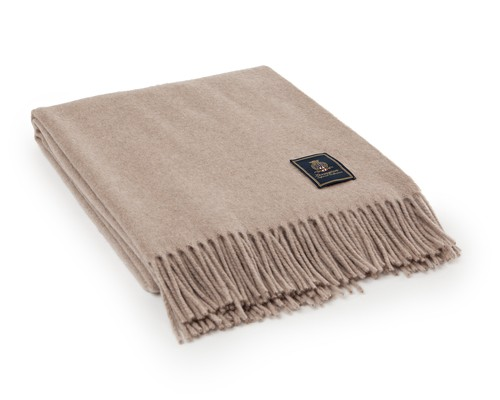 Superior Cashmere Throw