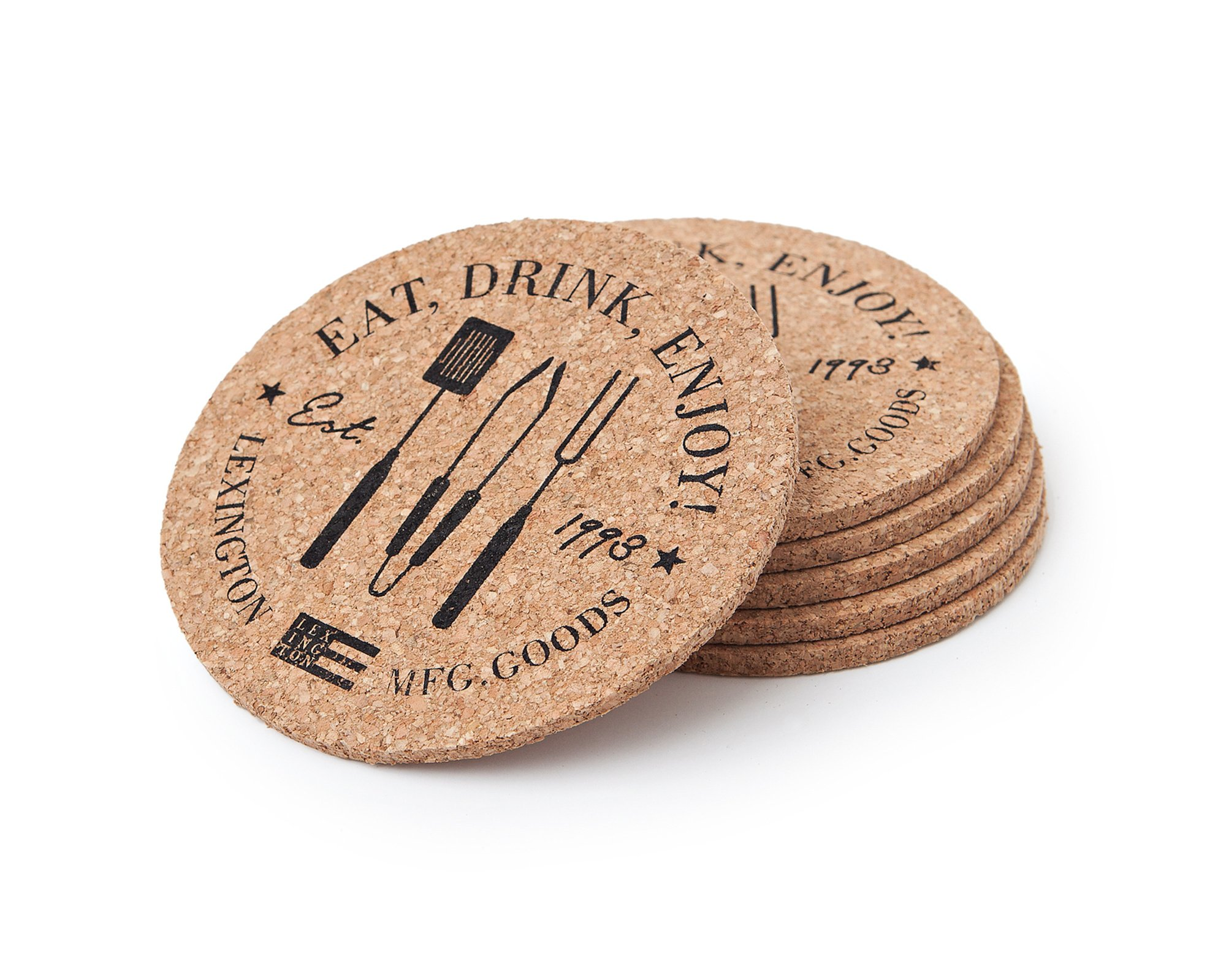 Cork Drink Coaster