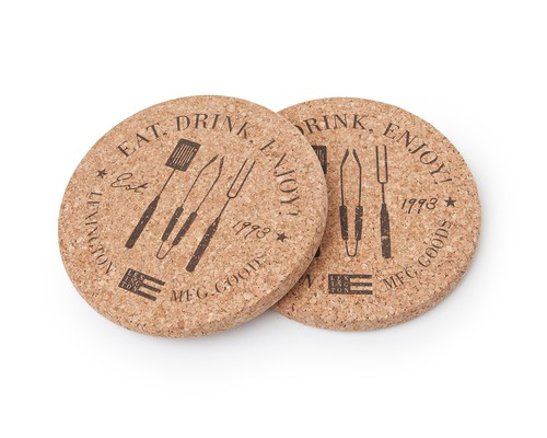 Cork Pan Coaster