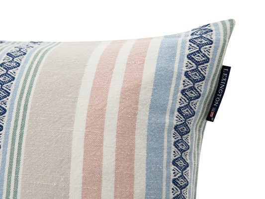 Multi Striped Sham