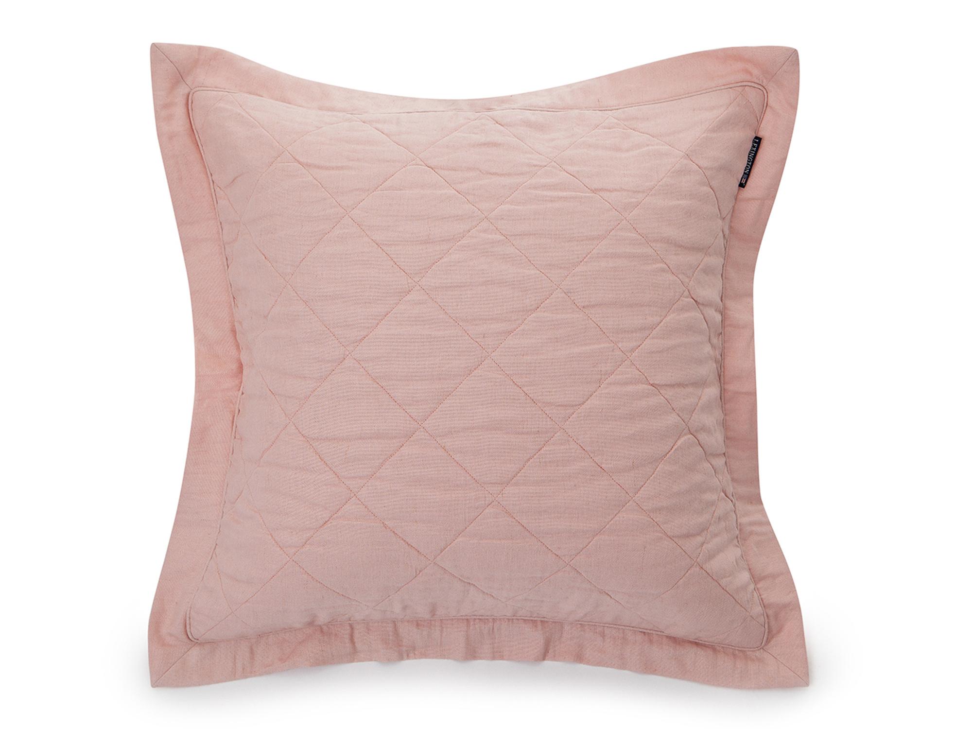 Quilt Sham, Pink