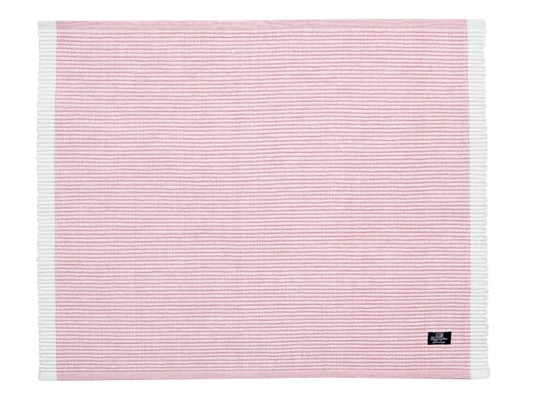 Structured Placemat, Pink