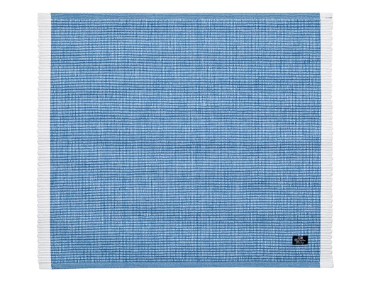 Structured Placemat, Blue