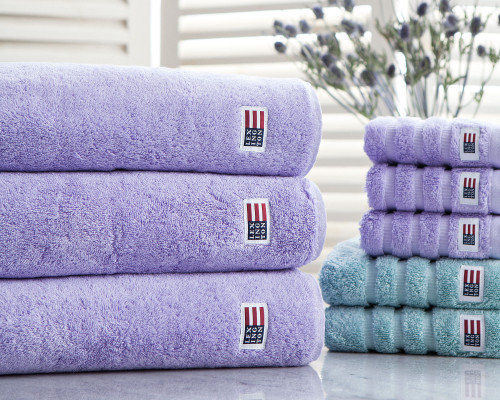 Original Bath Towel Lilac
