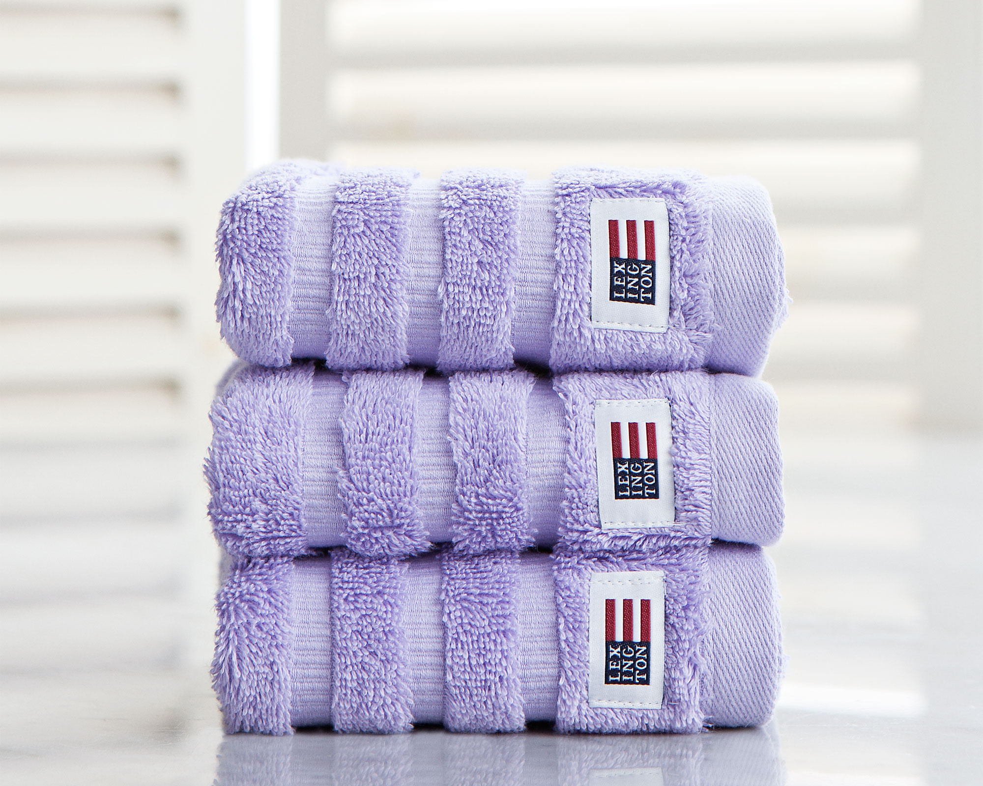 Original Hand Towel Lilac