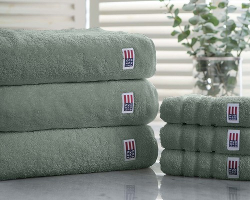 Original Towel Vintage Green