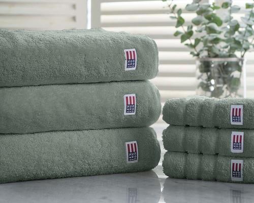 Original Towel Vintage Green