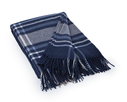 Frame Wool Throw