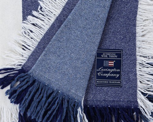 Square Wool Throw