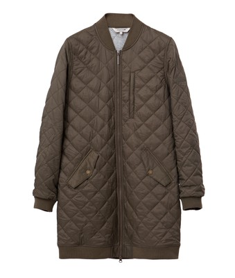 Liv Quilted Jacket, Hunter Green