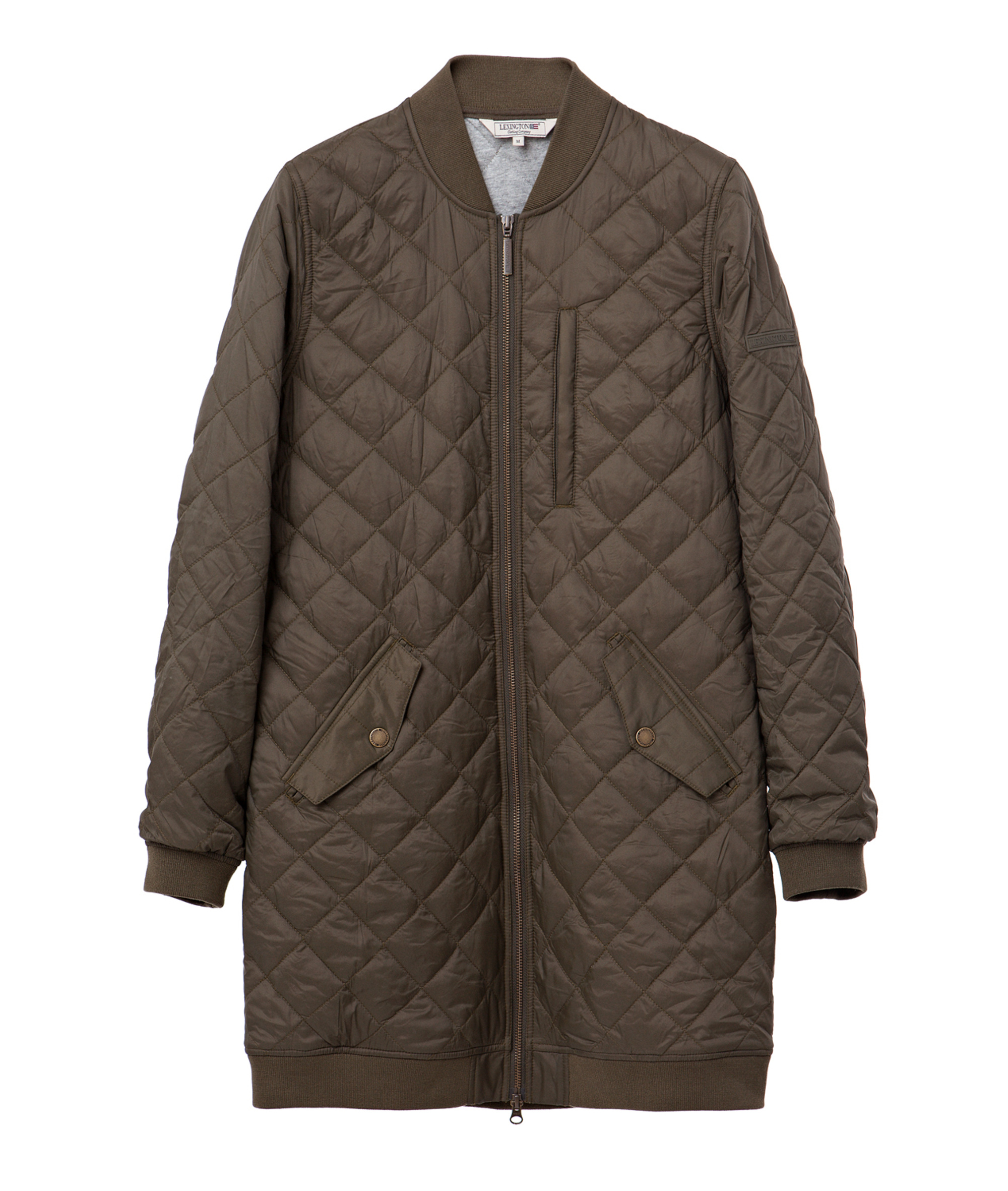Quilted Jacket, Hunter Green : quilted jacket green - Adamdwight.com