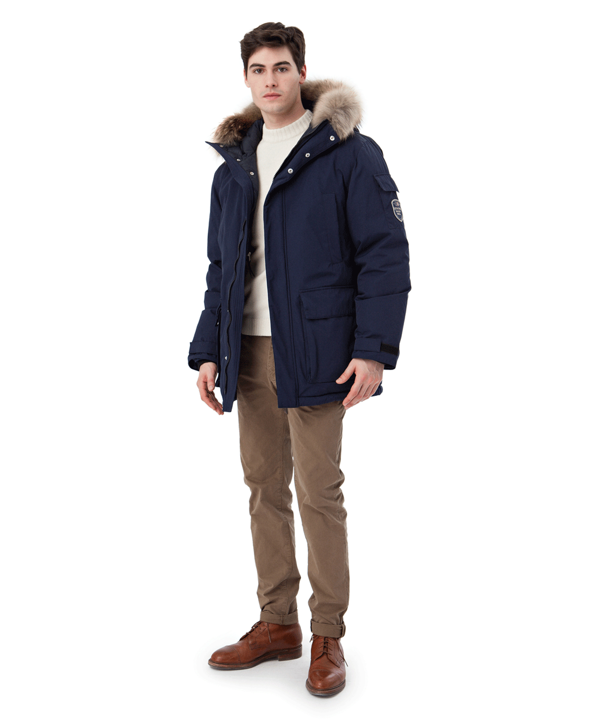 Madison Down Parka
