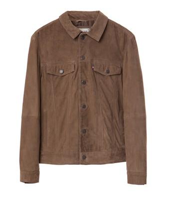Jared Suede Jacket