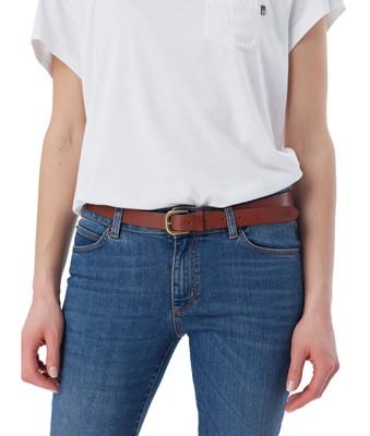 Fairview Leather Belt