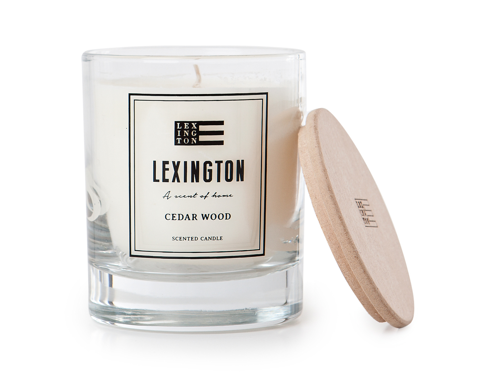 Scented Candle, Cedar Wood