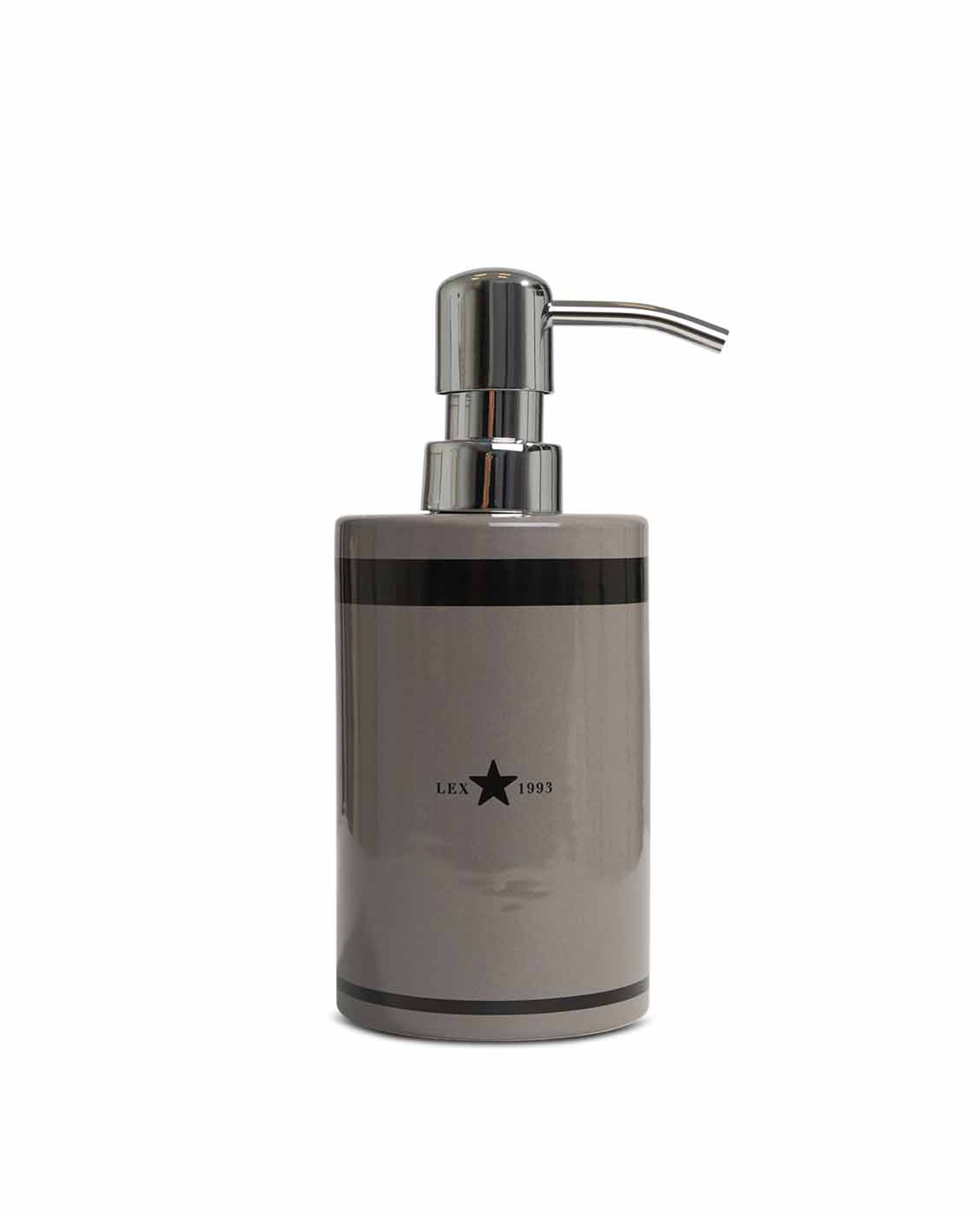 Icons Ceramic Soap Dispenser