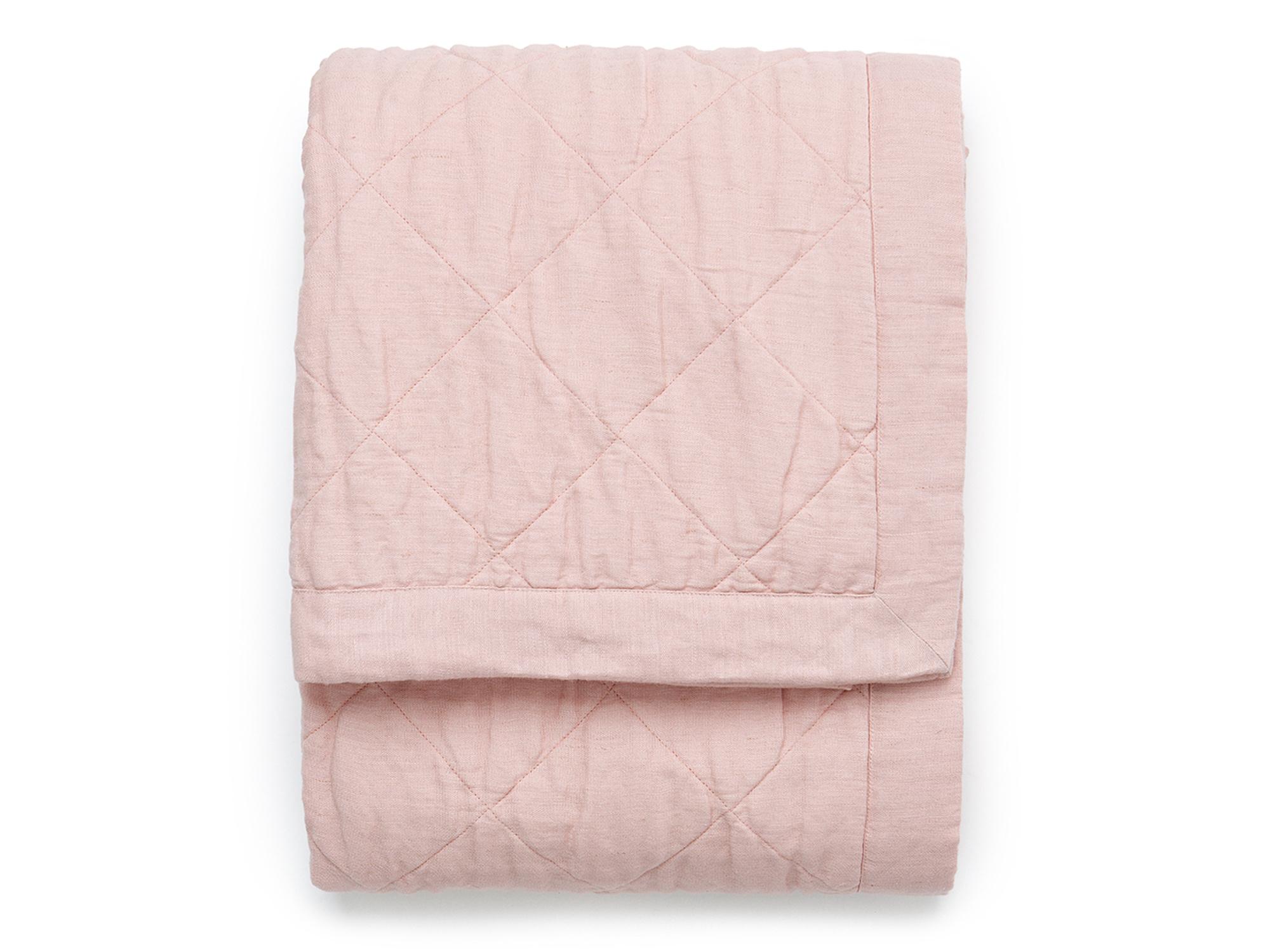 Quilt Bedspread, Pink