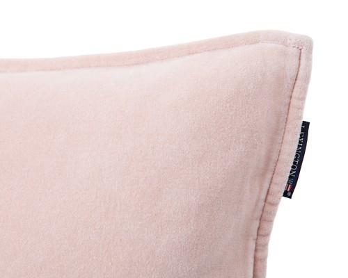 Velvet Sham, Pink
