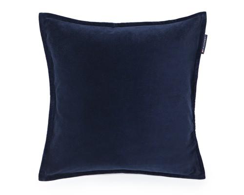 Velvet Sham, Blue