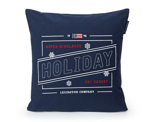 Holiday Sham, Blue