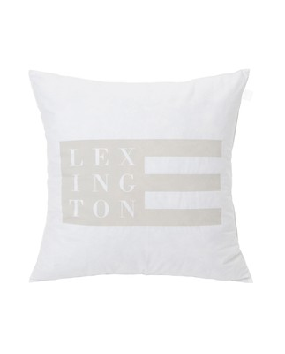 Lexington Feather Pillow, Medium