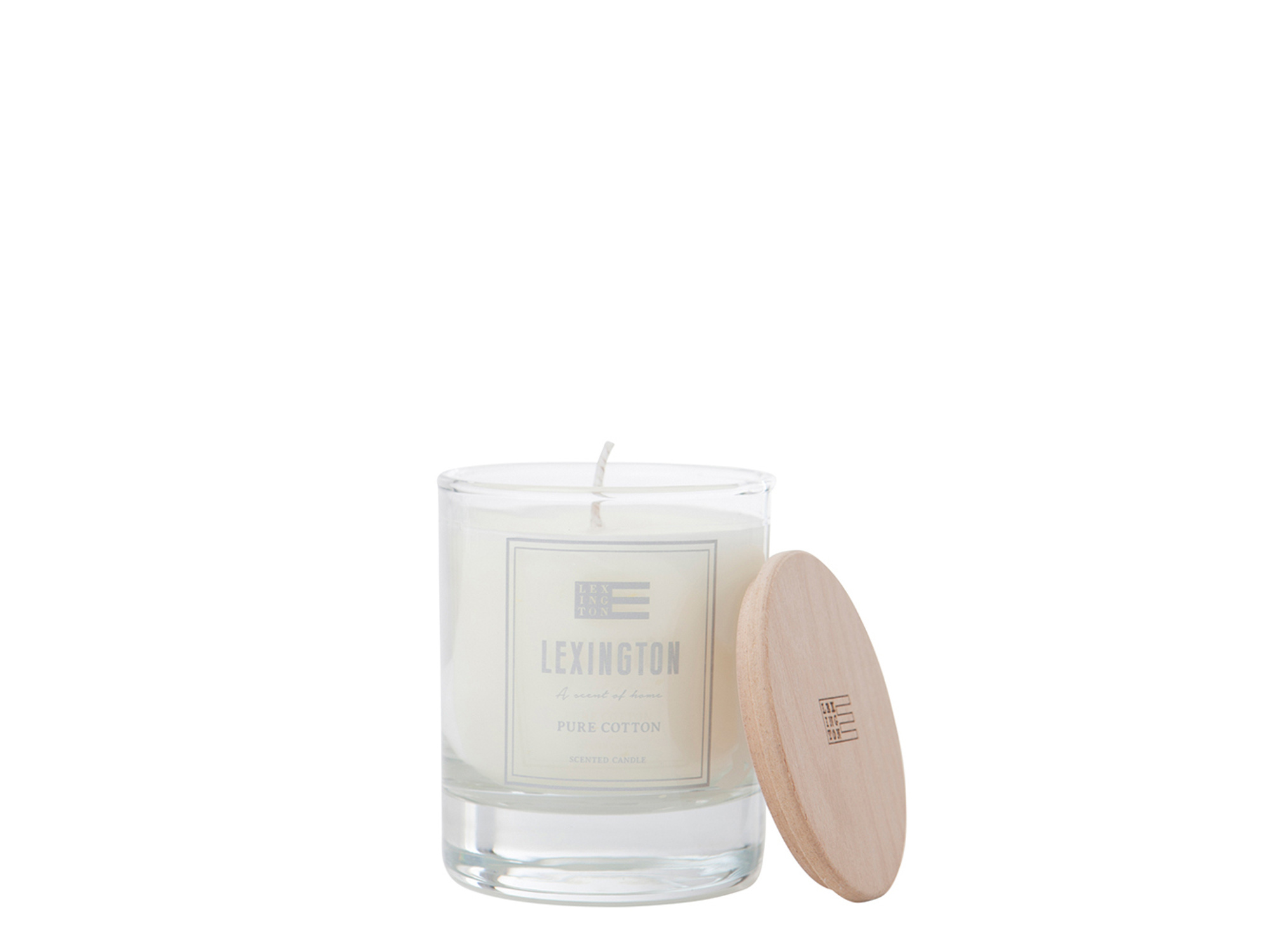 Scented Candle, Pure Cotton