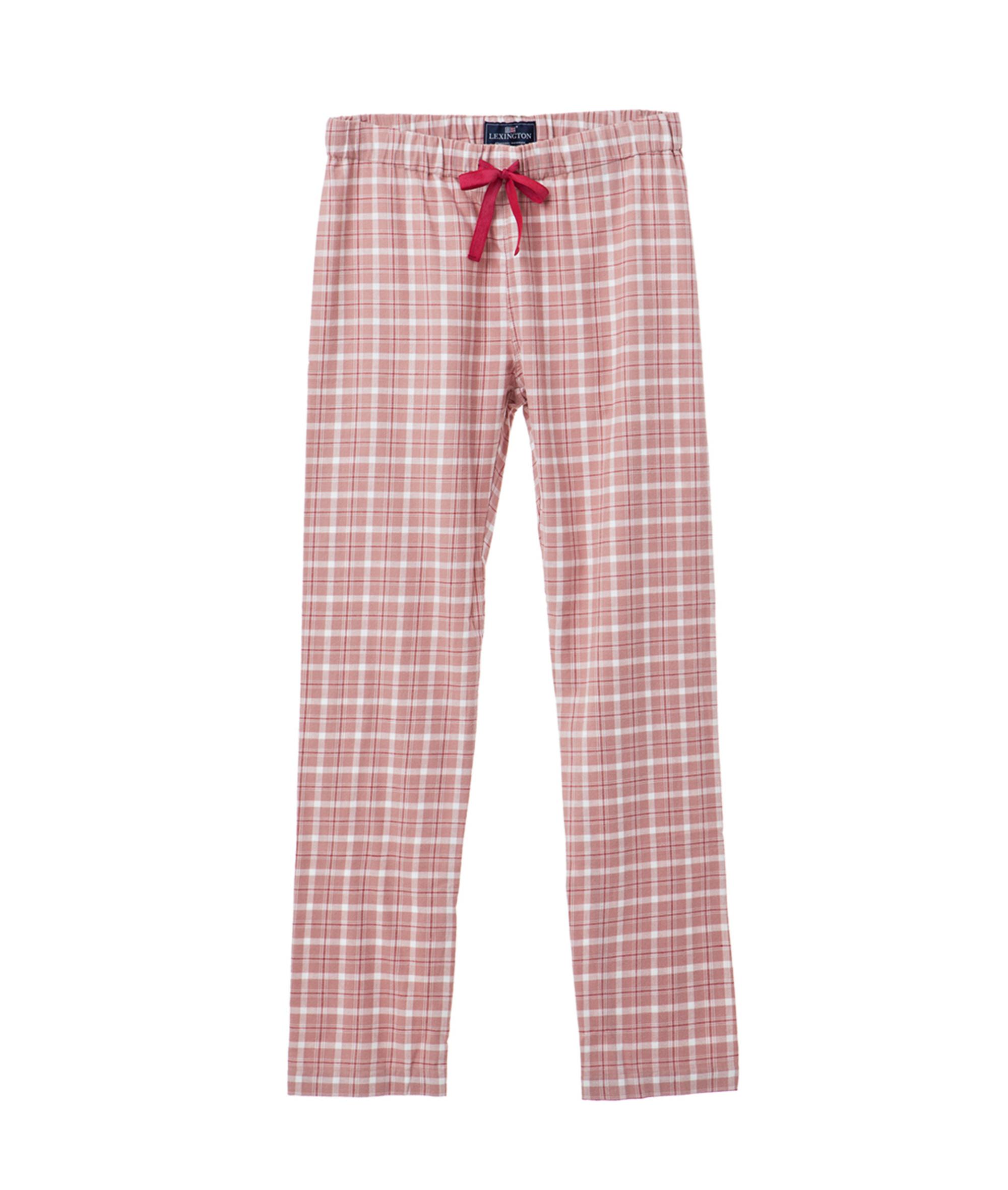 Rachel Pajama, White/Pink