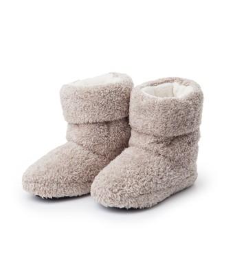 Roxy Slippers, Beige