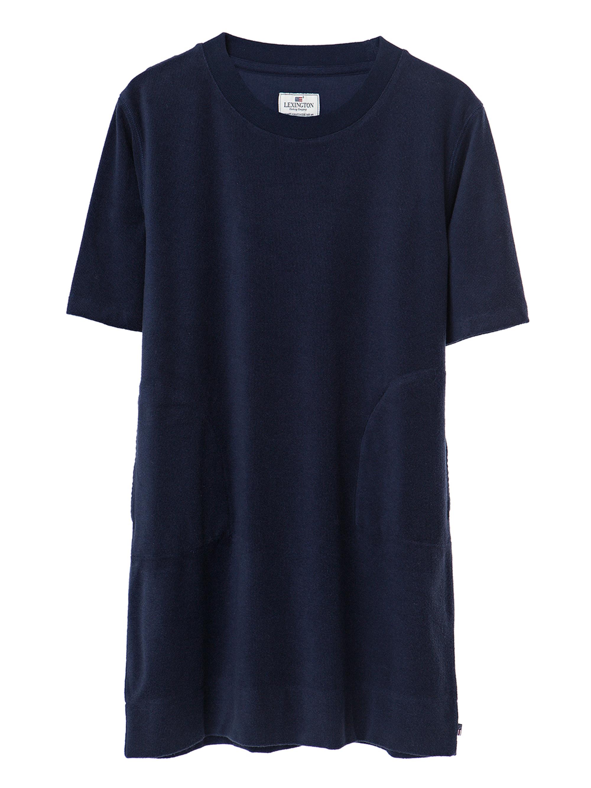 Cory Terry Dress, Deep Marine Blue