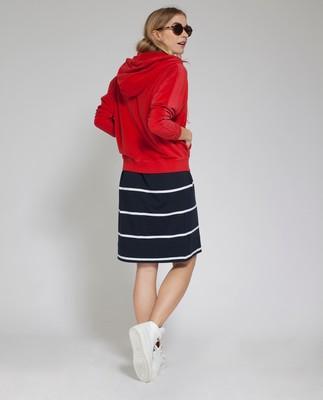 Carolin Terry Hood, Pompeian Red- Coming soon!