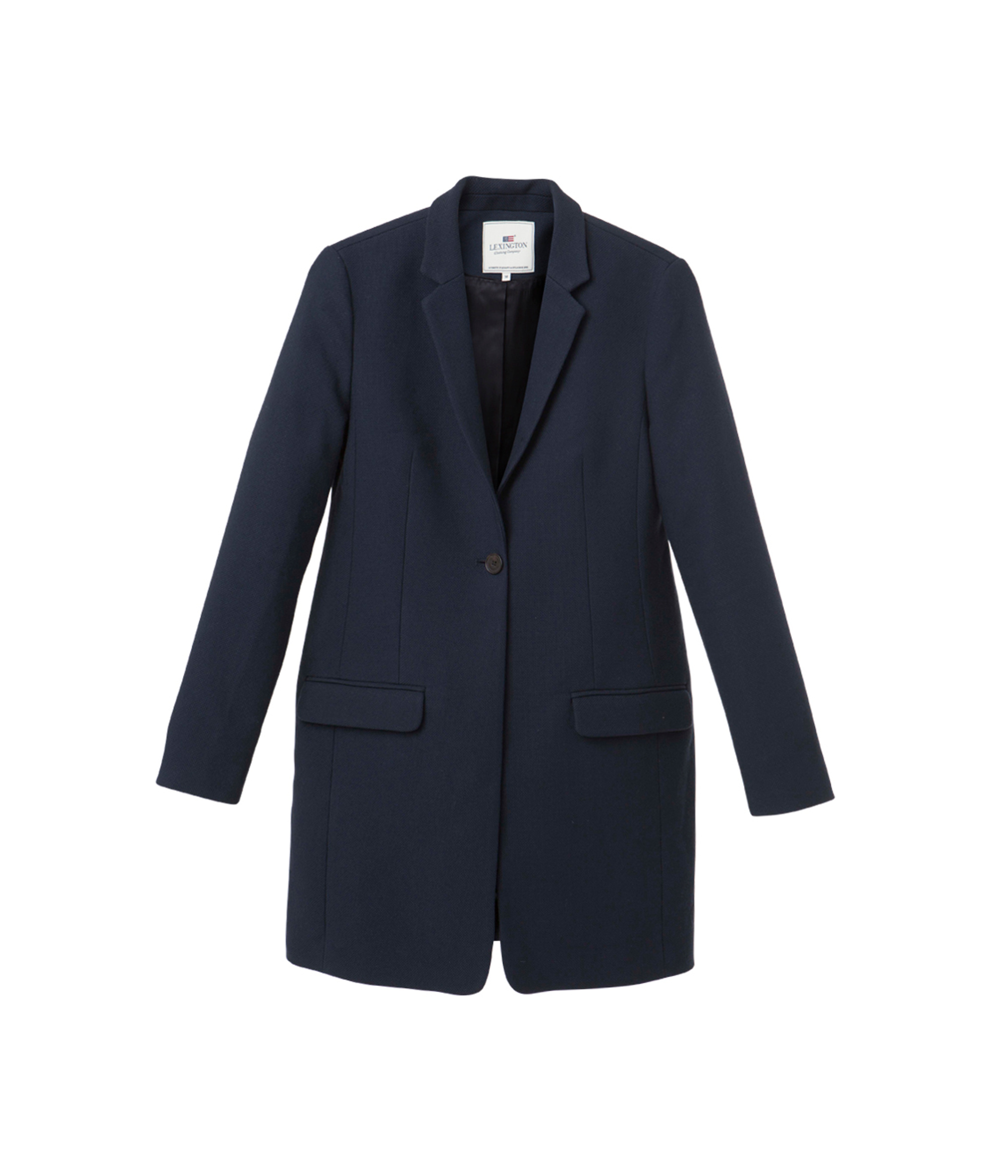 Denise Woven Coat