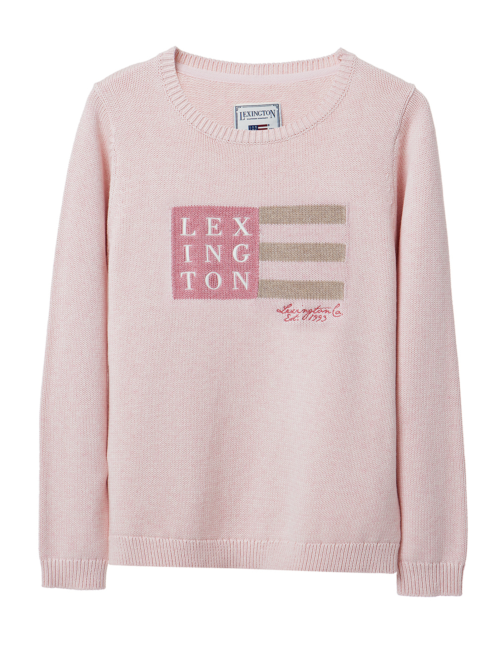 Lova Sweater, Cloud Pink