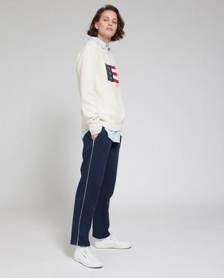 Lova Sweater, Shell White