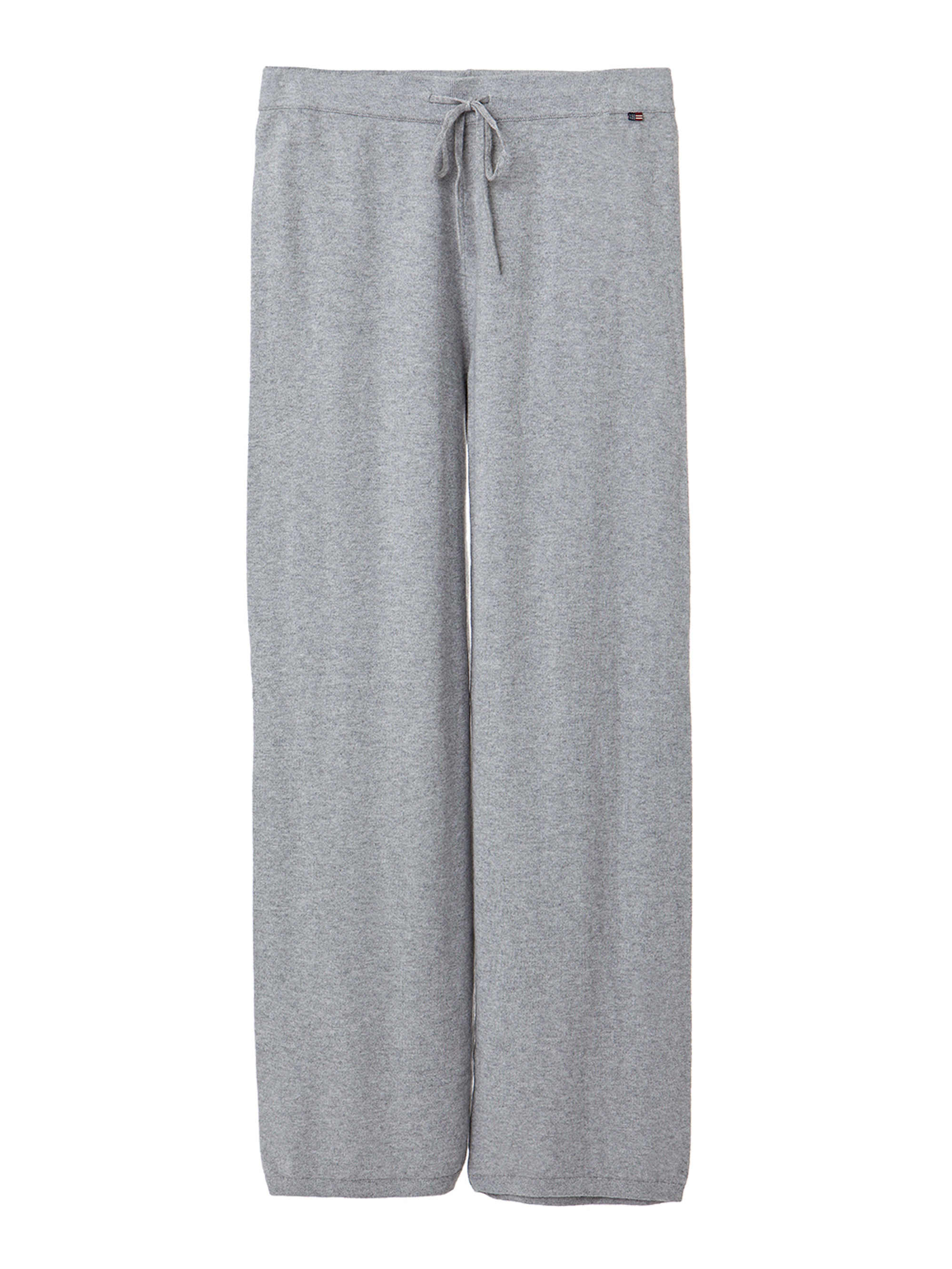 Laine Knit Pants, Light Warm Gray