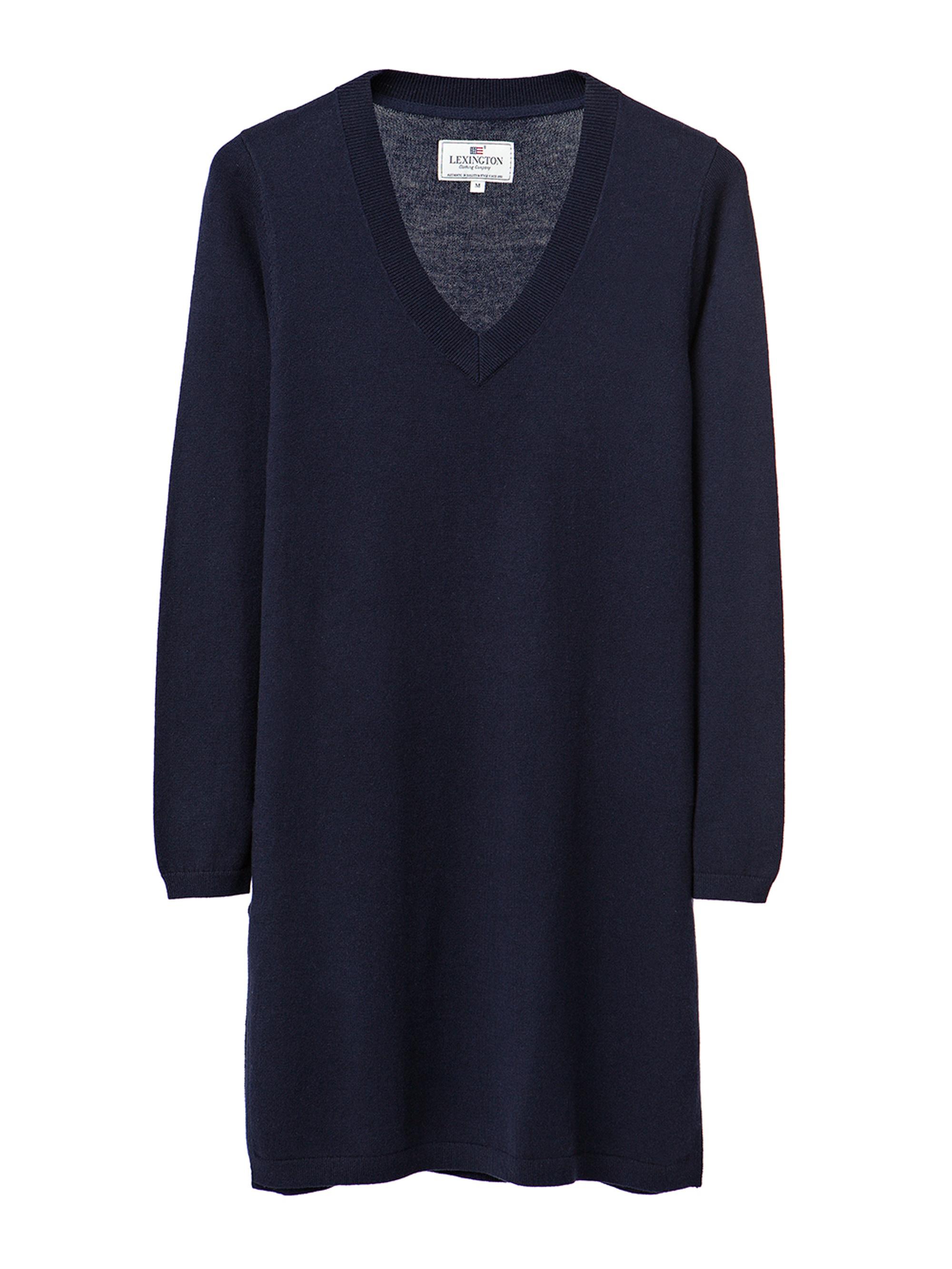 Eli Knit Tunic, Deep Marine Blue