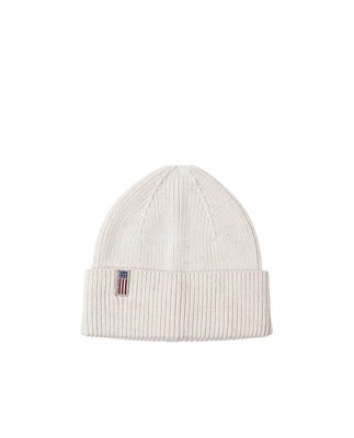 Stockton Cotton Beanie, Bone White