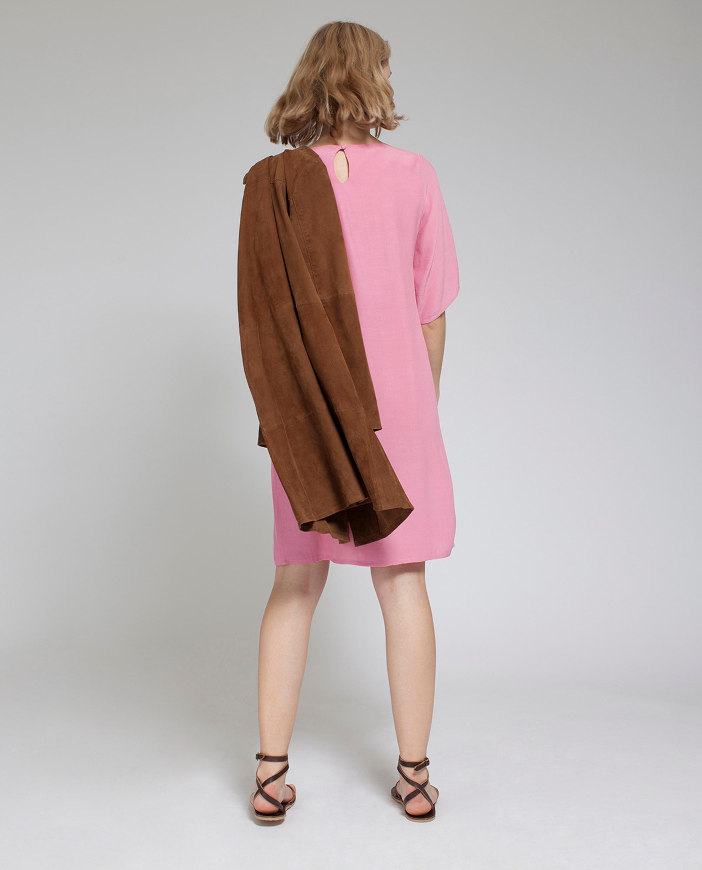 Grace Dress, Chateau Rose Pink